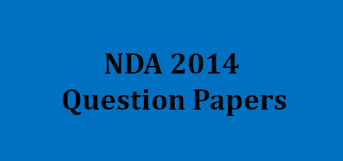 nda question paper