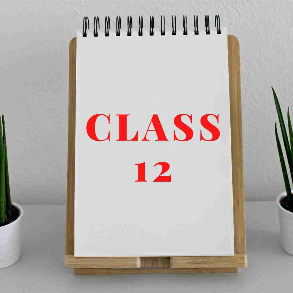 CLASS 12