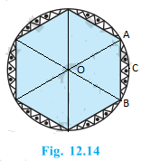 Area Related to Circle 11