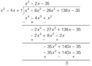 Ncert class 10 polynomial solutions 10