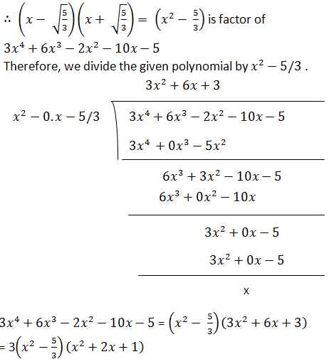 Ncert class 10 polynomial solutions 8